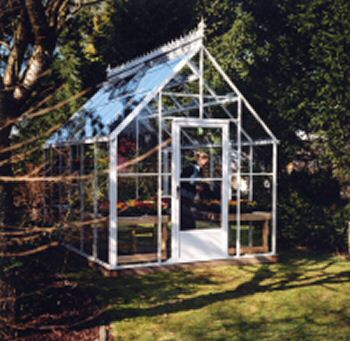 Cape Cod Greenhouse Kit Glass Greenhouse Greenhouse On