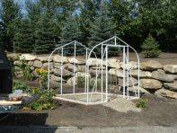 Building Sun Garden Frame