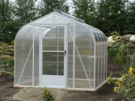 Sun Garden Greenhouse Completed